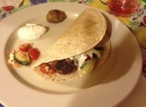 polpette agnello salsa greca